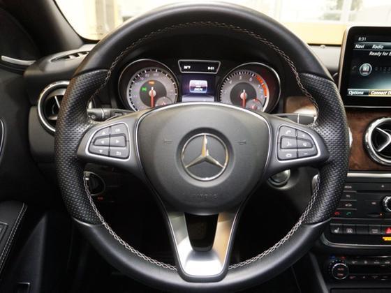 2016 Mercedes-Benz GLA-Class