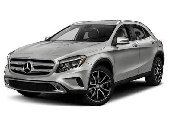 2017 Mercedes-Benz GLA-Class  : Car has generic photo