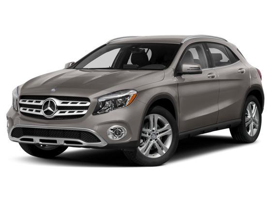 2018 Mercedes-Benz GLA-Class  : Car has generic photo