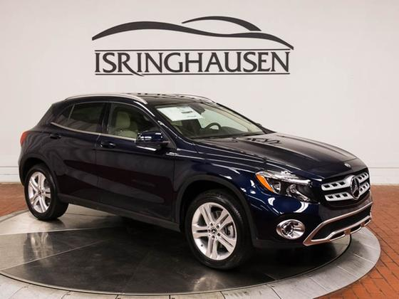 2018 Mercedes-Benz GLA-Class GLA250 4Matic:20 car images available