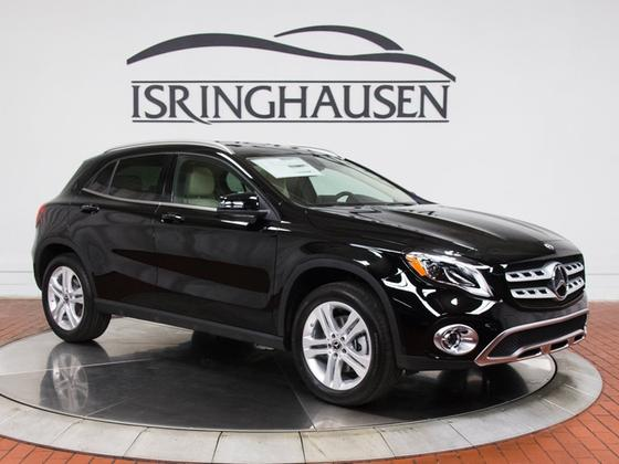2018 Mercedes-Benz GLA-Class GLA250 4Matic:21 car images available