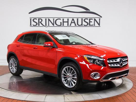 2018 Mercedes-Benz GLA-Class GLA250 4Matic:23 car images available