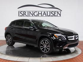 2016 Mercedes-Benz GLA-Class GLA250 4Matic:22 car images available