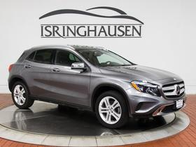 2016 Mercedes-Benz GLA-Class GLA250 4Matic:23 car images available