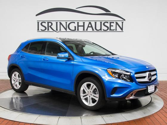 2015 Mercedes-Benz GLA-Class GLA250 4Matic:23 car images available