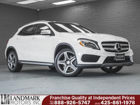 2016 Mercedes-Benz GLA-Class GLA250 4Matic:24 car images available