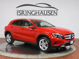 2015 Mercedes-Benz GLA-Class GLA250 4Matic:22 car images available