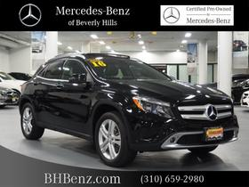 2016 Mercedes-Benz GLA-Class GLA250 4Matic:20 car images available