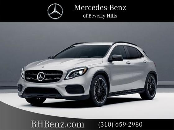 2019 Mercedes-Benz GLA-Class GLA250 4Matic : Car has generic photo