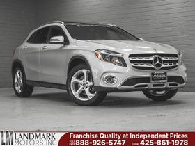 2018 Mercedes-Benz GLA-Class GLA250 4Matic:24 car images available