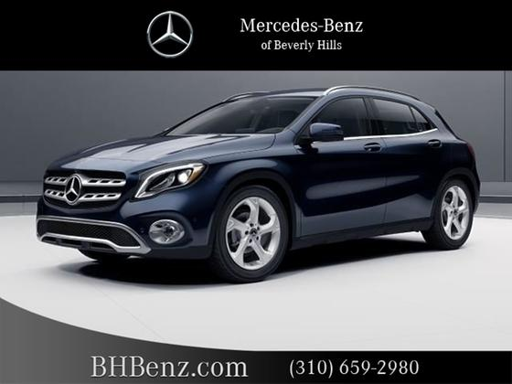 2020 Mercedes-Benz GLA-Class GLA250 4Matic : Car has generic photo