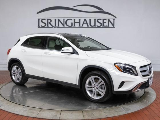 2017 Mercedes-Benz GLA-Class GLA250 4Matic:23 car images available