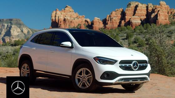 2021 Mercedes-Benz GLA-Class GLA250 4Matic:19 car images available