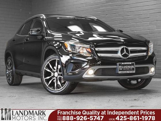 2017 Mercedes-Benz GLA-Class GLA250 4Matic:24 car images available