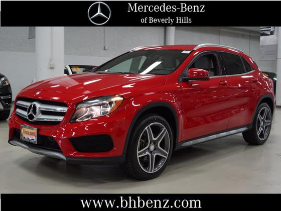 2016 Mercedes-Benz GLA-Class GLA250:24 car images available