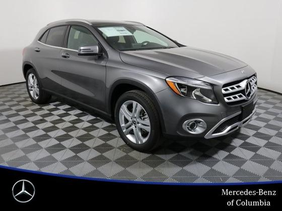 2019 Mercedes-Benz GLA-Class GLA250:14 car images available