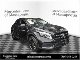 2018 Mercedes-Benz GLA-Class GLA250:20 car images available