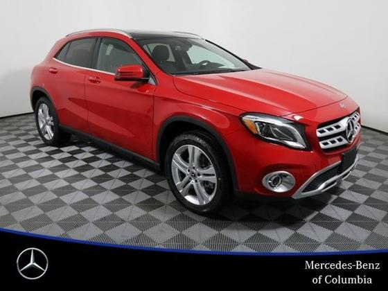 2019 Mercedes-Benz GLA-Class GLA250:17 car images available