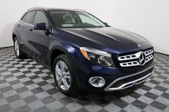 2019 Mercedes-Benz GLA-Class GLA250:24 car images available