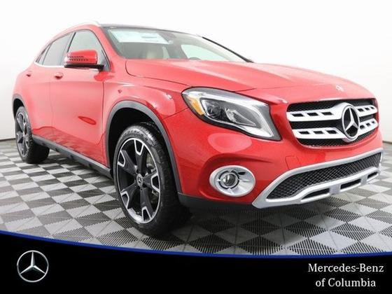 2020 Mercedes-Benz GLA-Class GLA250:24 car images available