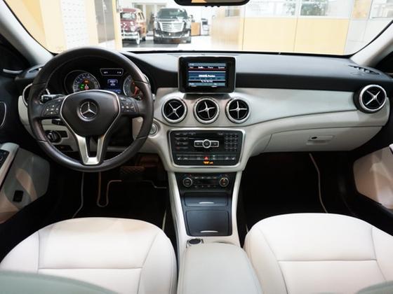 2015 Mercedes-Benz GLA-Class GLA250