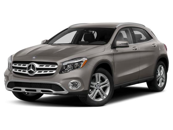 2018 Mercedes-Benz GLA-Class GLA250 : Car has generic photo