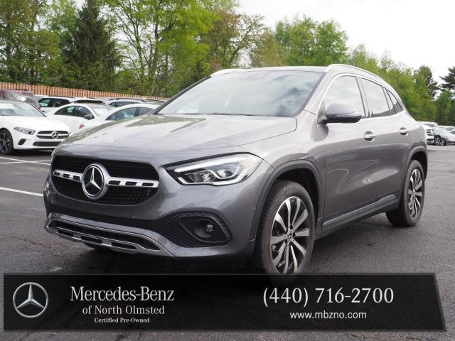 2021 Mercedes-Benz GLA-Class GLA250:16 car images available