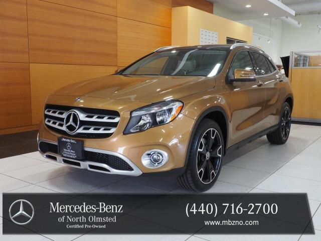 2018 Mercedes-Benz GLA-Class GLA250:24 car images available