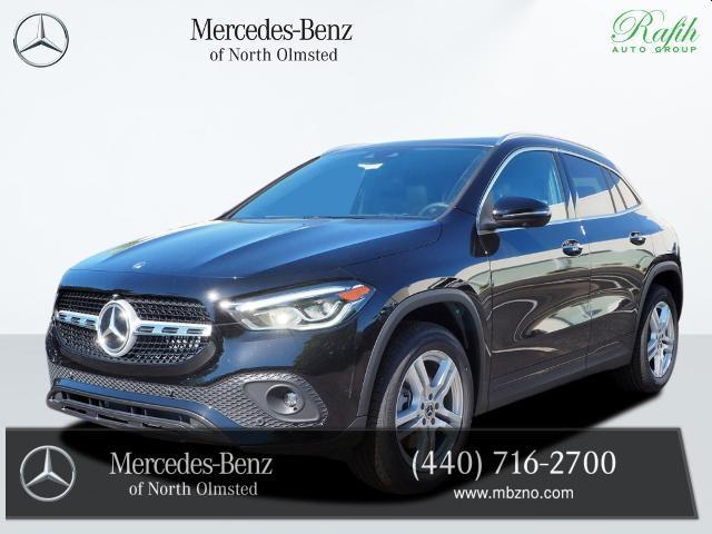 2021 Mercedes-Benz GLA-Class GLA250 : Car has generic photo