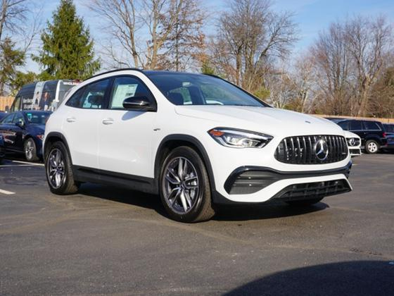 2021 Mercedes-Benz GLA-Class GLA35 AMG:20 car images available
