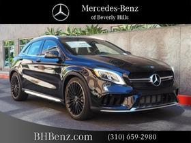 2019 Mercedes-Benz GLA-Class GLA45 AMG 4Matic