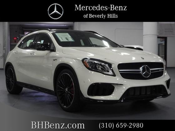 2018 Mercedes-Benz GLA-Class GLA45 AMG 4Matic:11 car images available