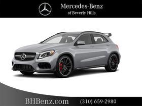 2018 Mercedes-Benz GLA-Class GLA45 AMG 4Matic : Car has generic photo