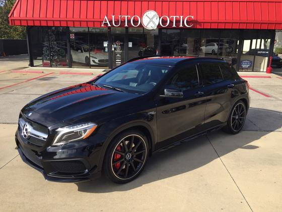2015 Mercedes-Benz GLA-Class GLA45 AMG:24 car images available