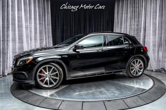 2016 Mercedes-Benz GLA-Class GLA45 AMG:24 car images available