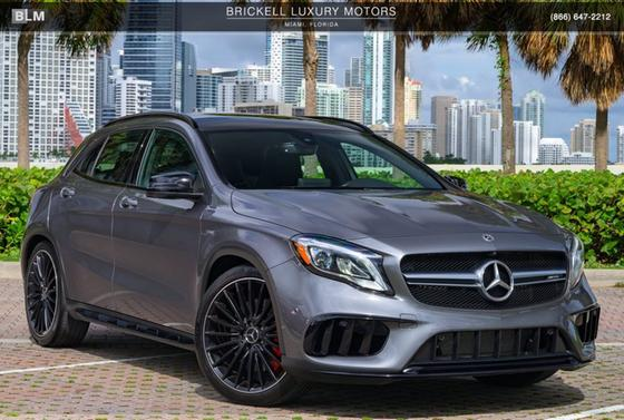 2018 Mercedes-Benz GLA-Class GLA45 AMG:24 car images available