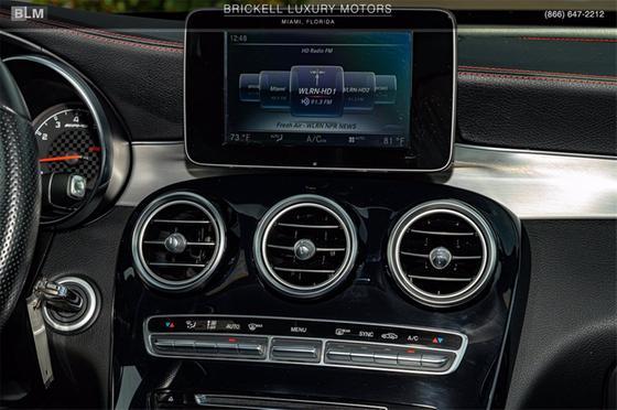 2017 Mercedes-Benz GLC-Class