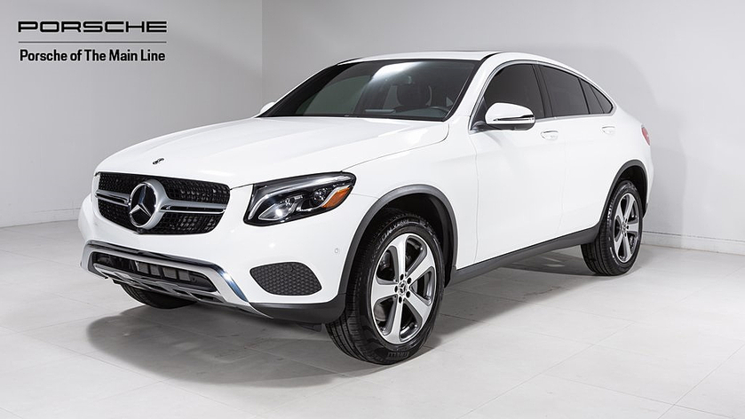 2019 Mercedes-Benz GLC-Class :22 car images available