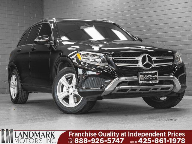 2017 Mercedes-Benz GLC-Class GLC300 4Matic:24 car images available