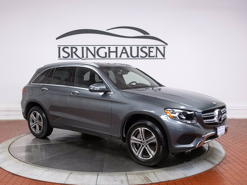 2019 Mercedes-Benz GLC-Class GLC300 4Matic:20 car images available