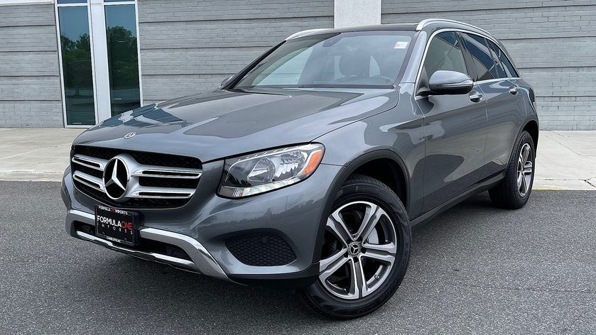 2018 Mercedes-Benz GLC-Class GLC300 4Matic:24 car images available