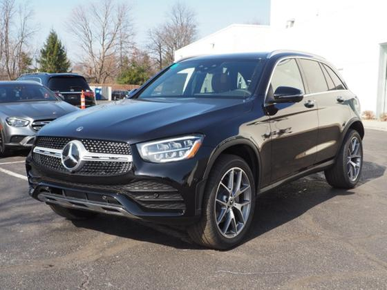 2021 Mercedes-Benz GLC-Class GLC300:16 car images available