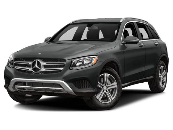 2018 Mercedes-Benz GLC-Class GLC300 : Car has generic photo