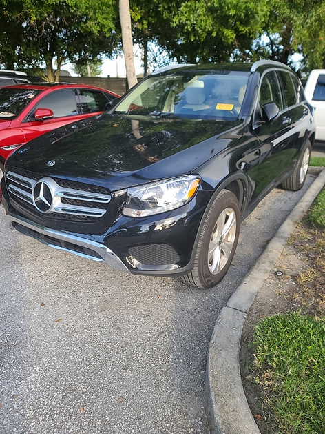2017 Mercedes-Benz GLC-Class GLC300:7 car images available