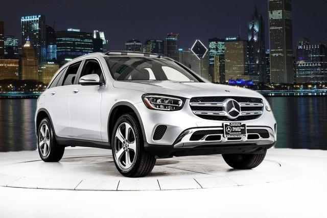2020 Mercedes-Benz GLC-Class GLC300:24 car images available