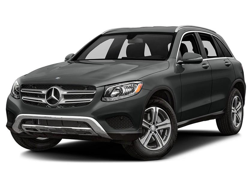 2018 Mercedes-Benz GLC-Class GLC300 : Car has generic photo