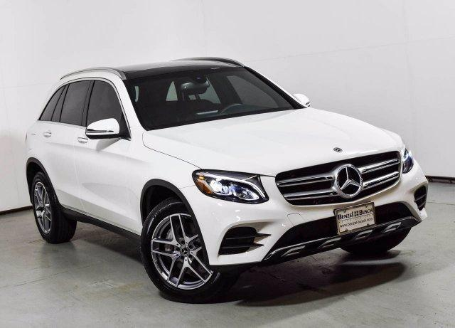 2017 Mercedes-Benz GLC-Class GLC300 : Car has generic photo