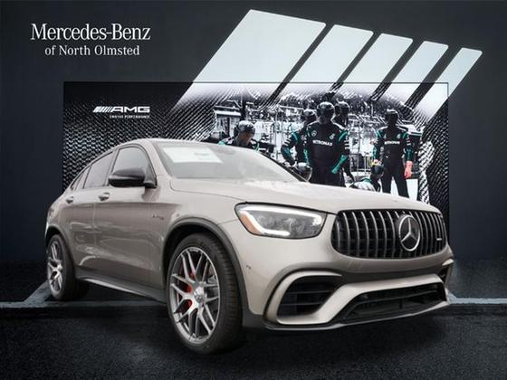 2021 Mercedes-Benz GLC-Class GLC63 AMG:20 car images available
