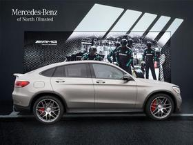 2021 Mercedes-Benz GLC-Class GLC63 AMG