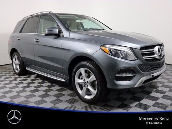 2018 Mercedes-Benz GLE-Class :17 car images available